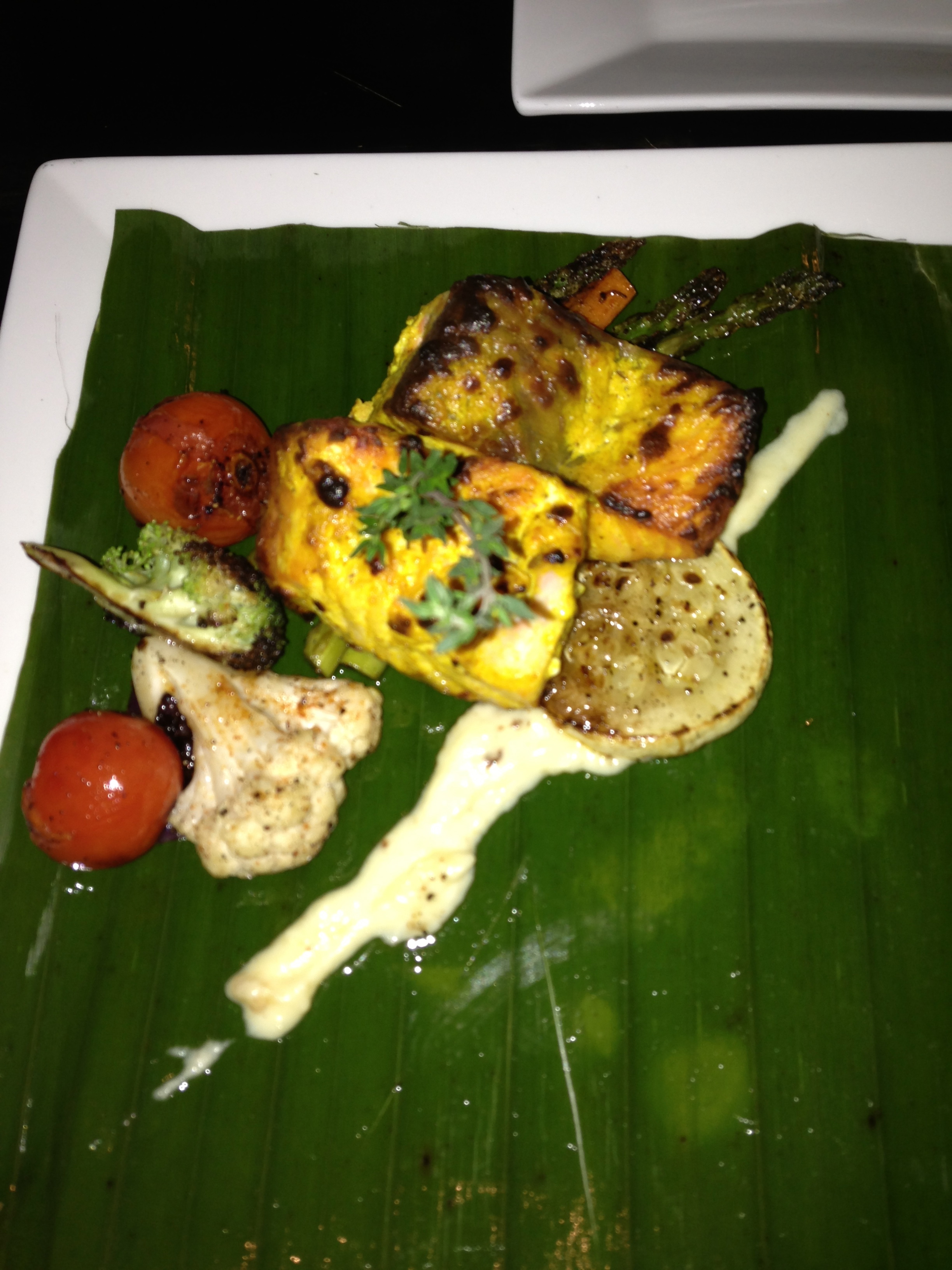 Grilled Fish With Banana Leaf Recipes — Dishmaps