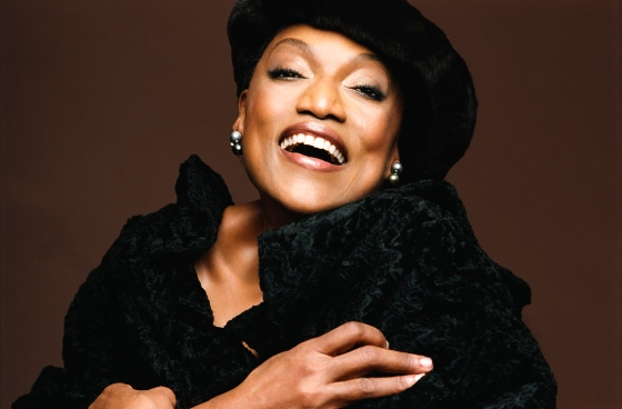 Devine Diva, Jessye Norman sings in Charlottesville tonight